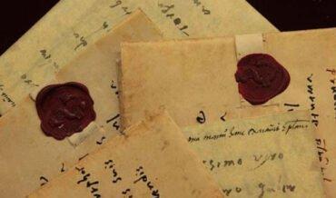 Una lettera lontana
