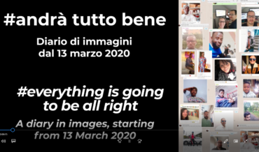 Diario di immagini #andràtuttobene – A Diary in Images #everythingisgoingtobeallright