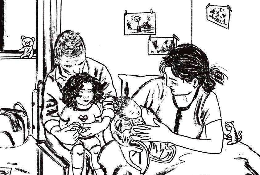A fianco delle famiglie vulnerabili di Atene