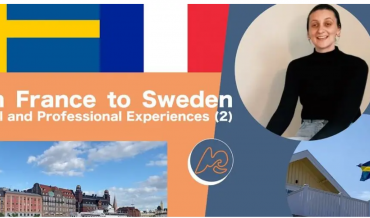 From France to Sweden Personal and Professional Experiences 2