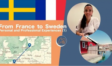 FROM FRANCE TO SWEDEN – PERSONAL AND PROFESSIONAL EXPERIENCES 1